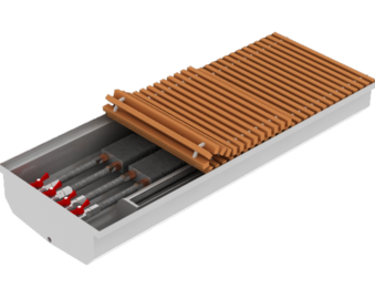 TRENCH HEATER FCFW Plus CONVECTOR