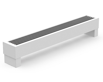 FLOOR-MOUNTED CONVECTOR FCN FanCOil